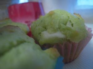Muffin al Pesto