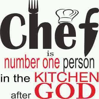 chef n1 dopo dio